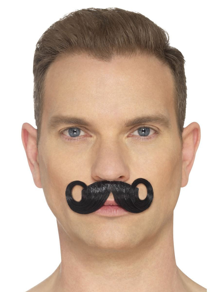 The Imperial Moustache, Black