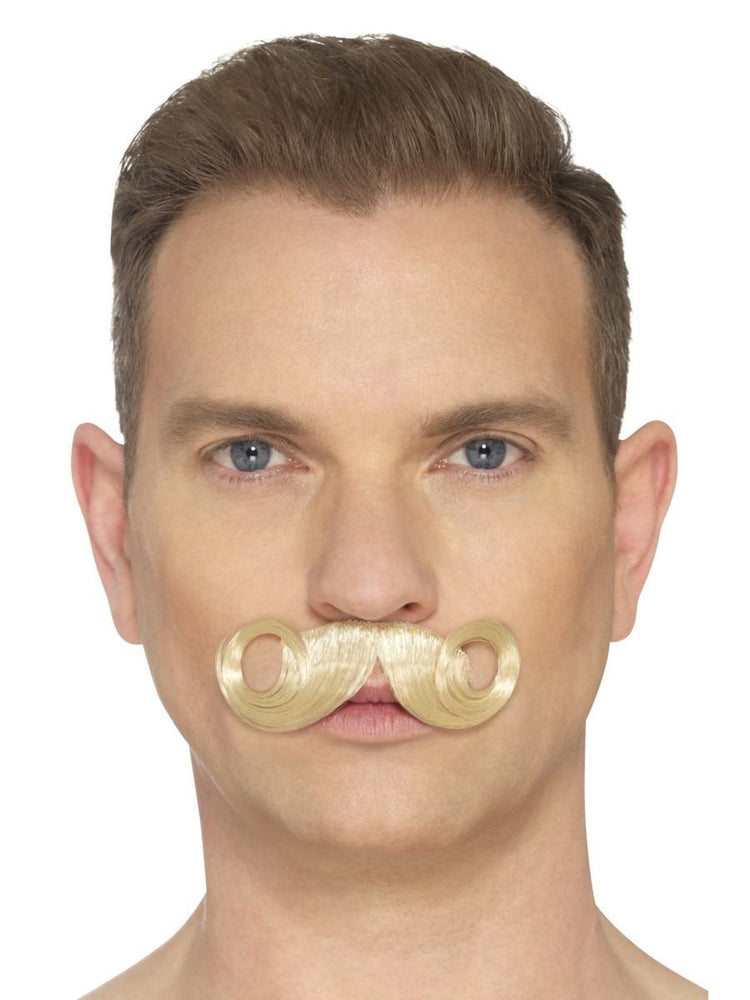 The Imperial Moustache, Blonde