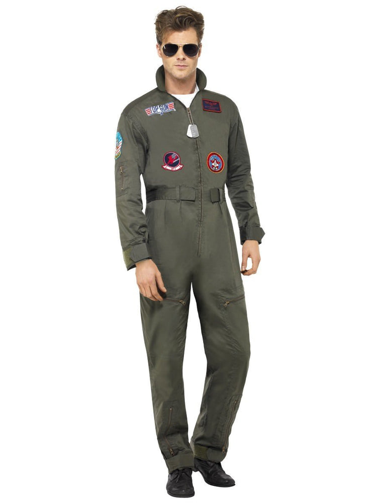 Top Gun Costume, Deluxe