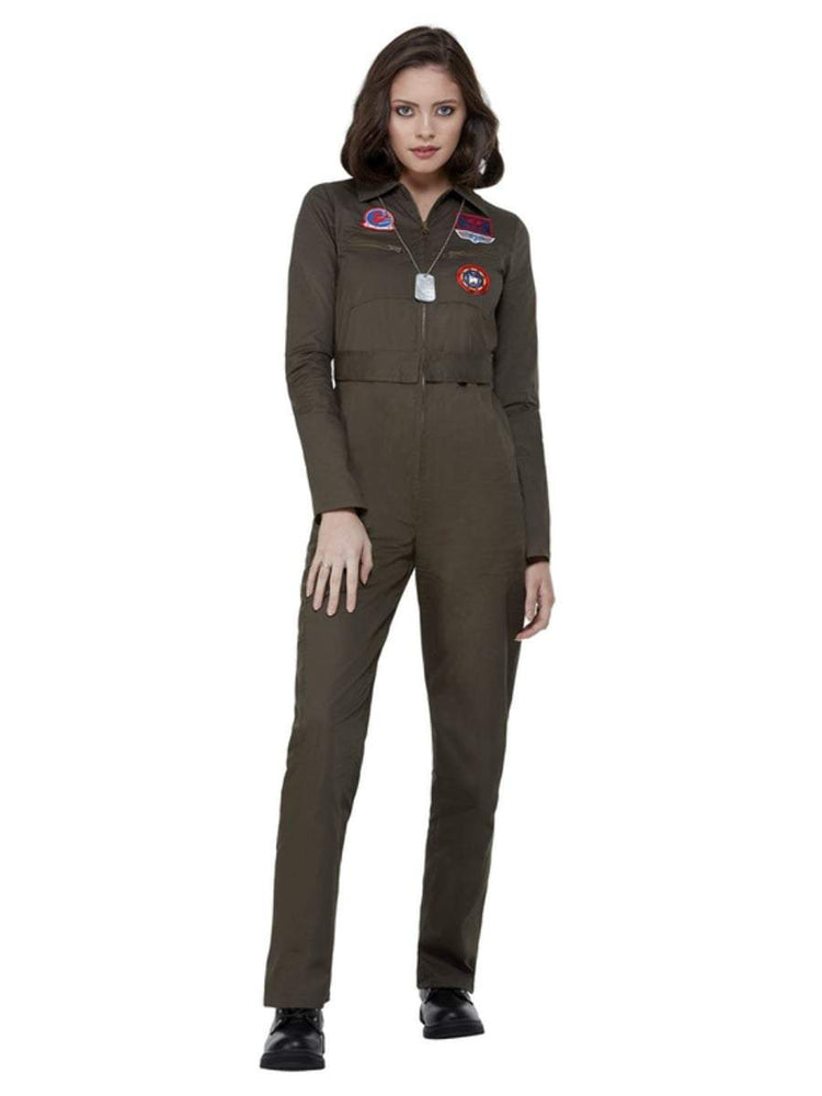 Top Gun Ladies Costume