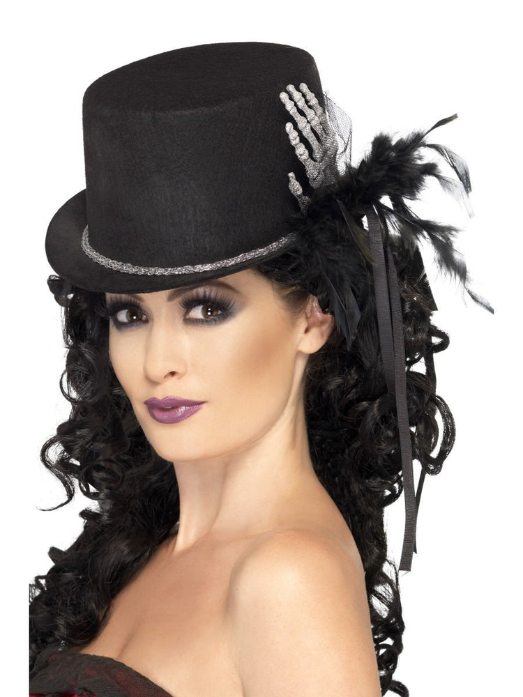 Smiffys Top Hat, Black - 24971
