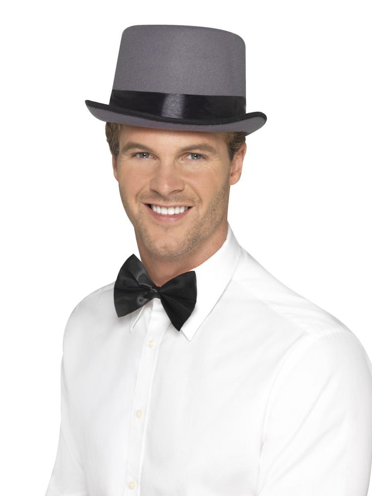 Top Hat, Grey