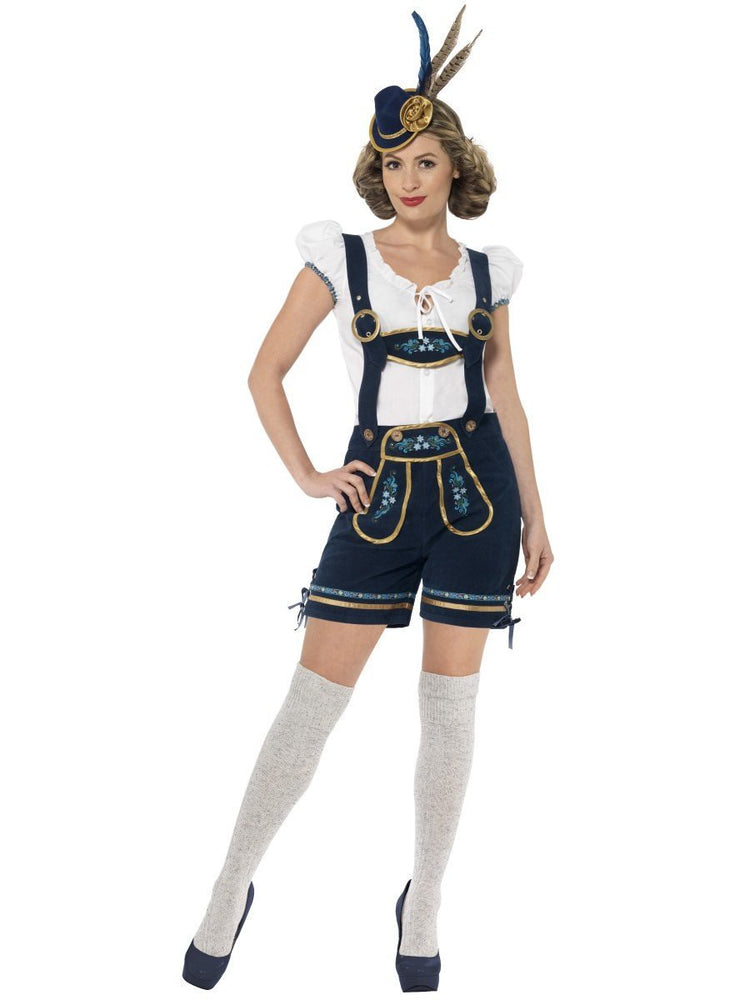 Traditional  Bavarian Costume, Deluxe