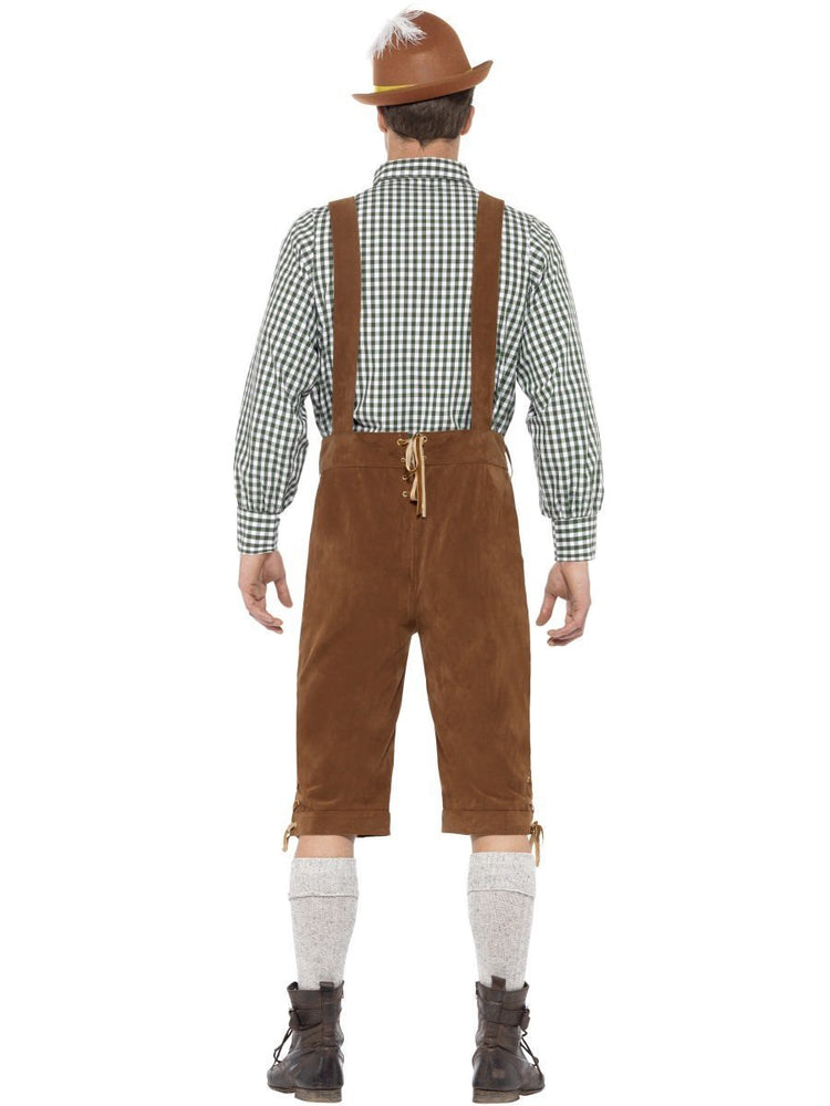 Deluxe Traditional Hanz Bavarian Costume