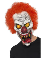 Smiffys Twisted Clown Mask - 44745