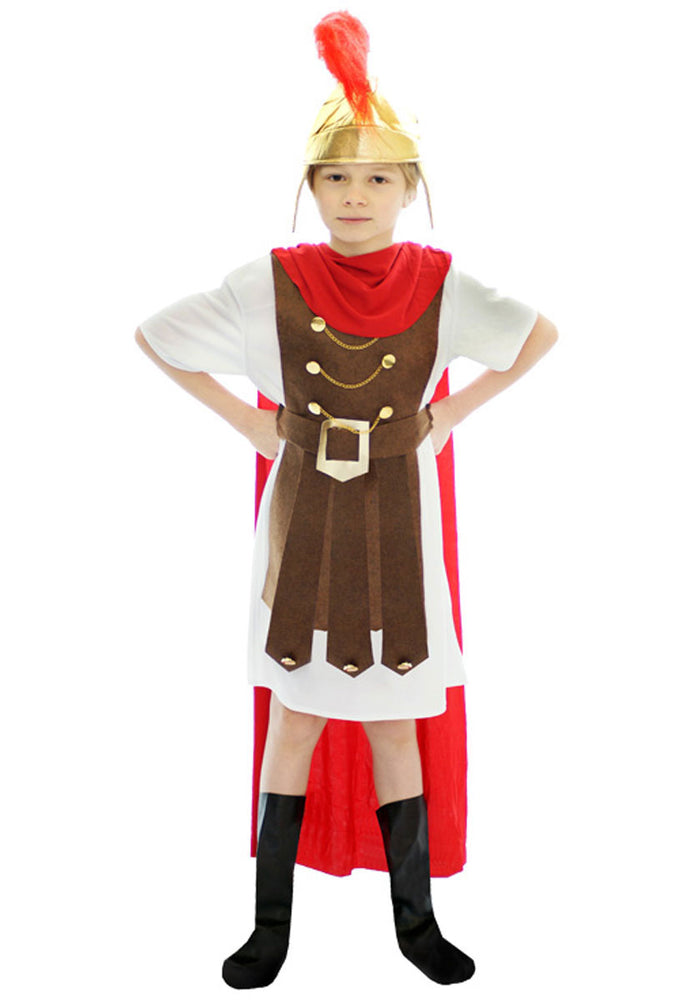 Roman General Costume for Kids, Child Historical Fancy Dress