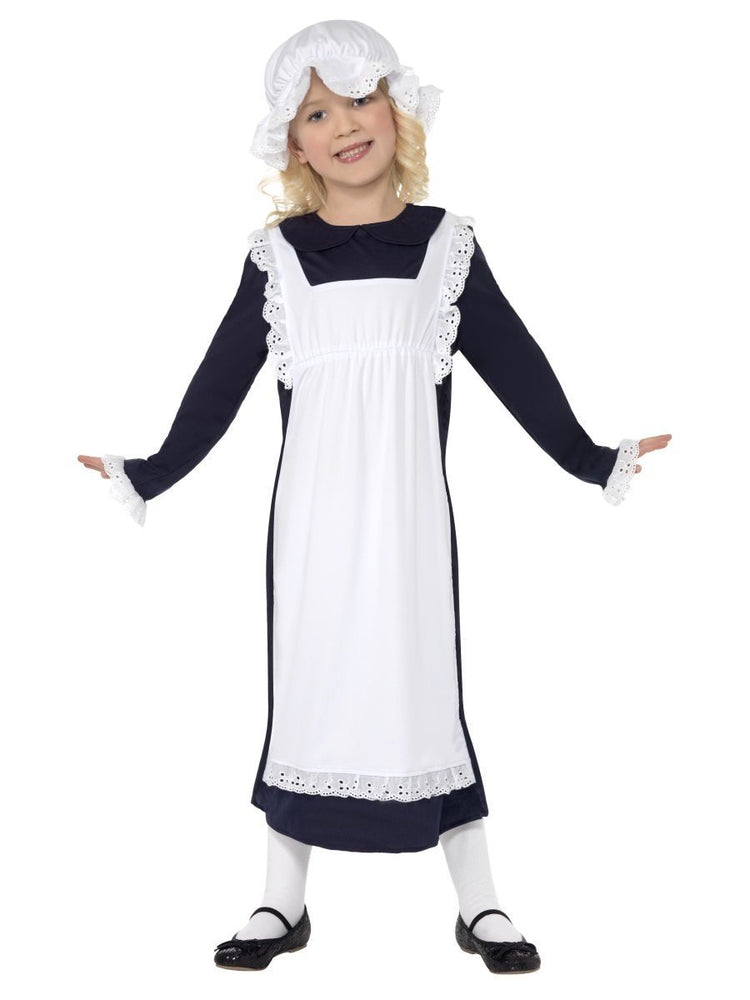 Victorian Poor Girl Costume - Child
