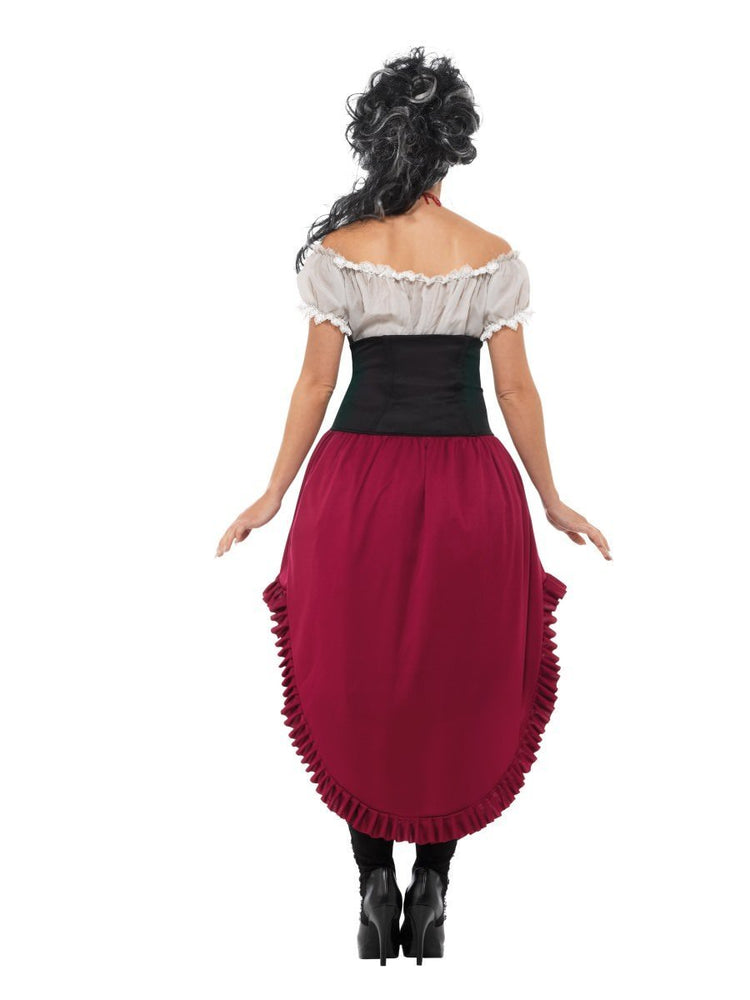 Victorian Slasher Victim Costume48021