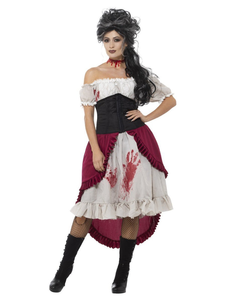 Smiffys Victorian Slasher Victim Costume - 48021