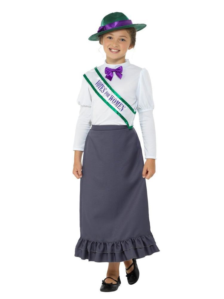 Victorian Suffragette Costume, Child