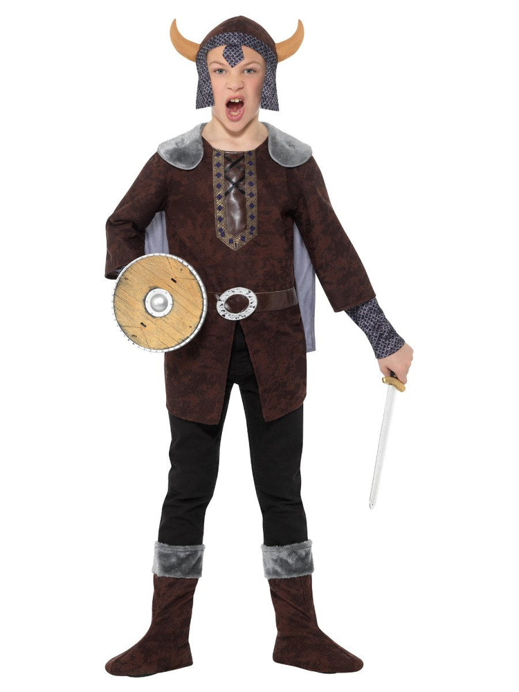 Smiffys Viking Boy Costume - 47660