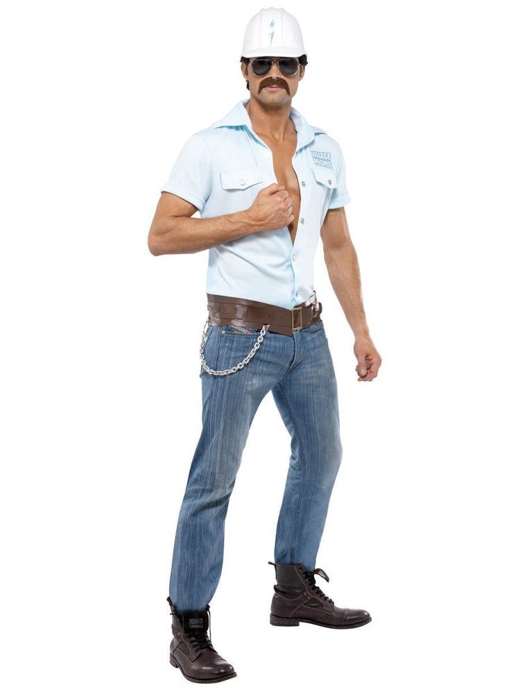 Village People Construction Worker Costume36236