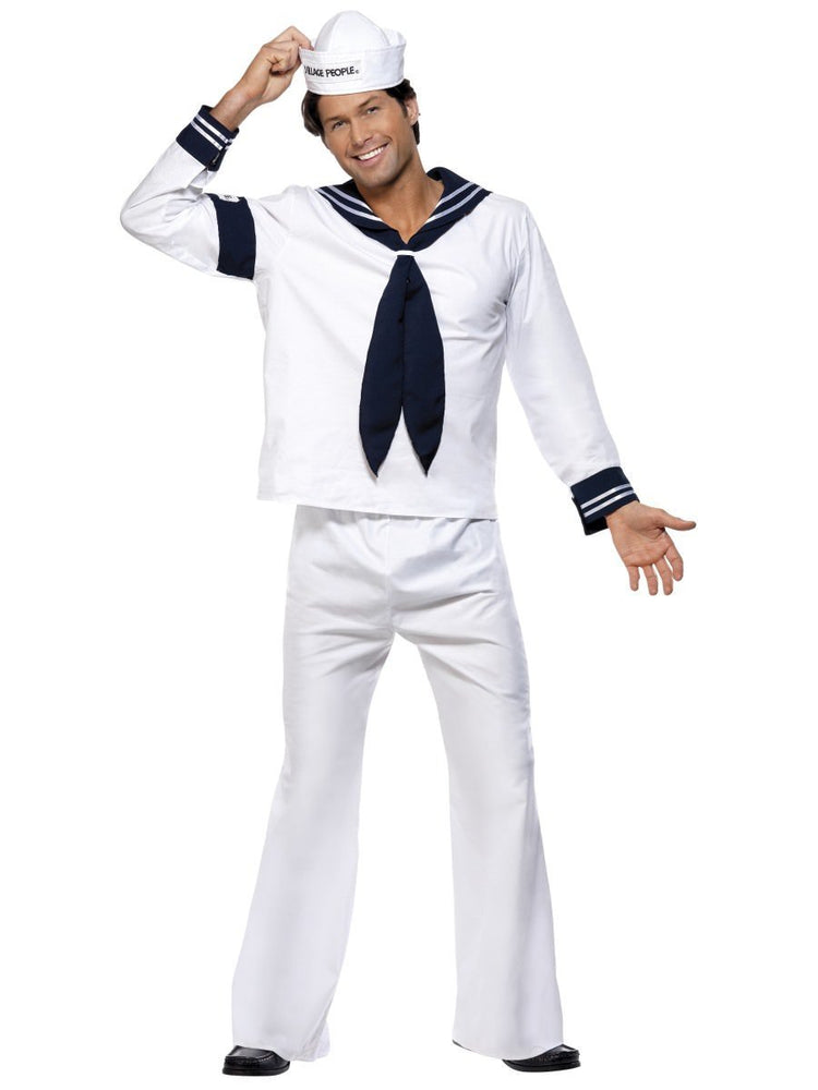 Village People Navy Costume36240