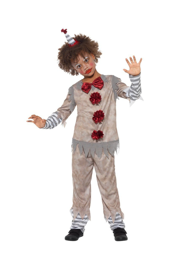 Smiffys Vintage Clown Boy Costume - 49844