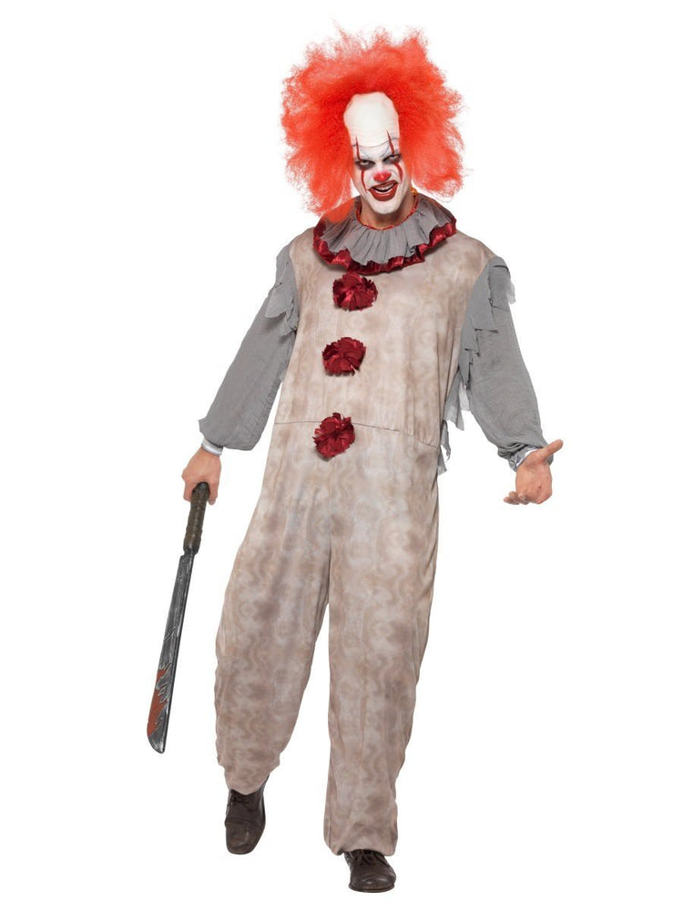 Smiffys Vintage Clown Costume - 40325