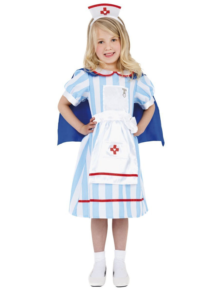 Vintage Nurse Costume, Child