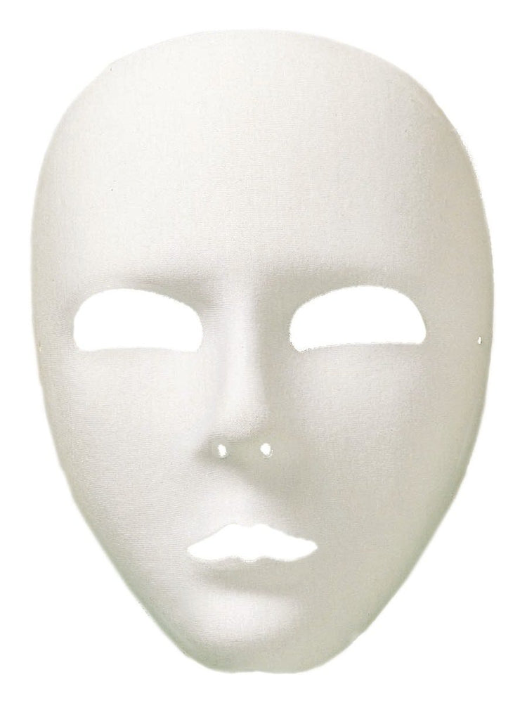 VISO Eyemask, White, Full Face, Large