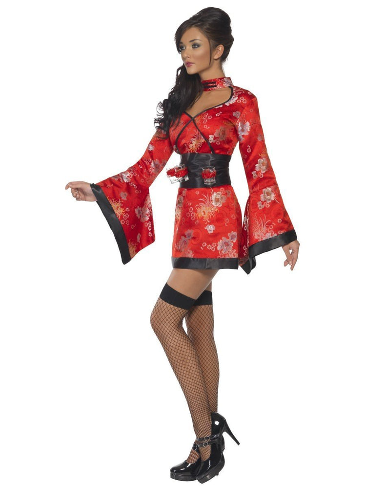 Vodka Geisha Costume20559