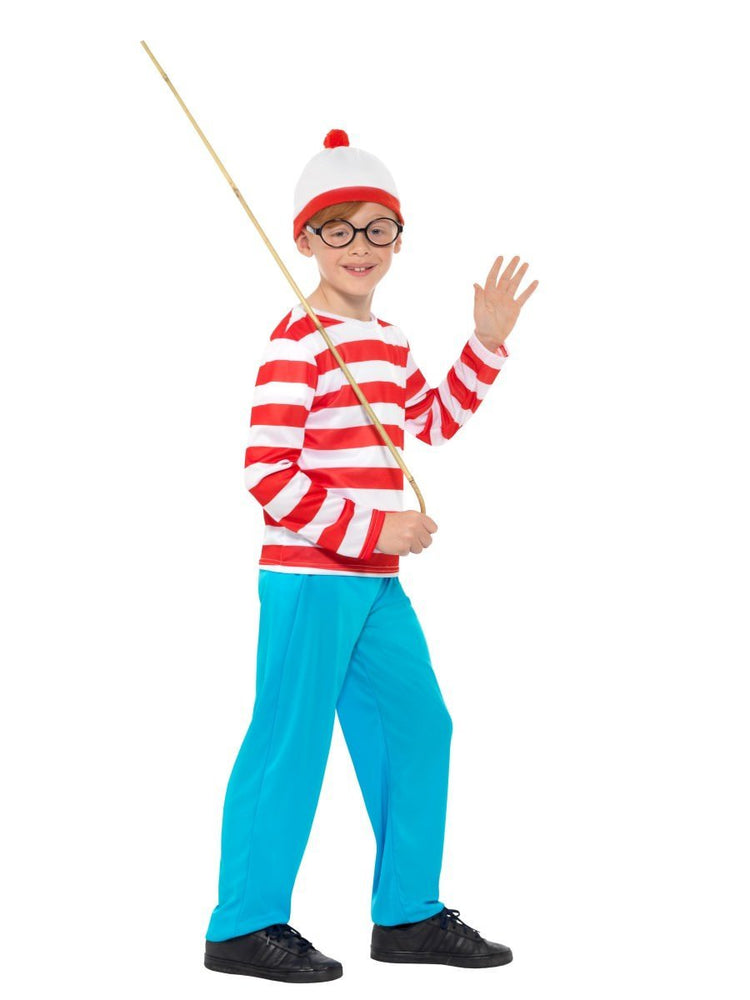 Where's Wally Childs Costume