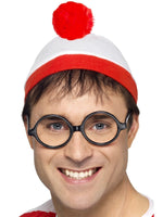 Where's Wally Hat & Glasses Kit
