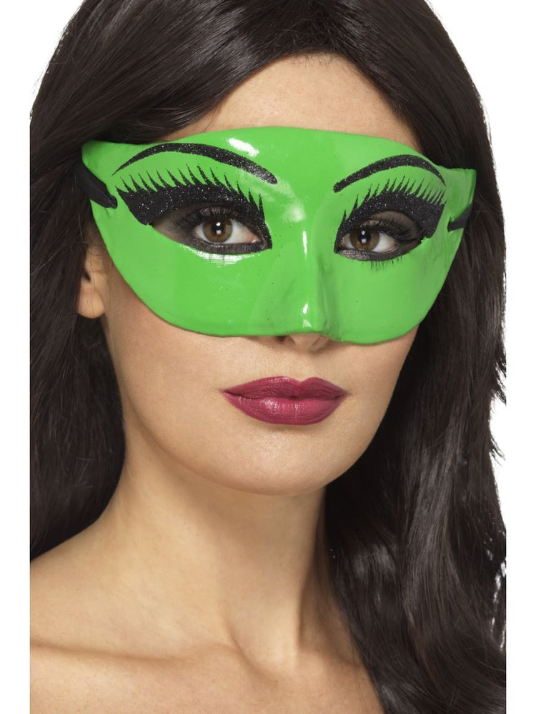 Smiffys Wicked Witch Eyemask - 48051