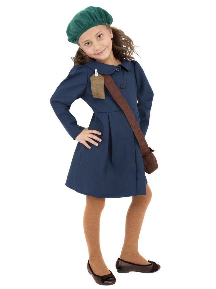 Evacuee Girl Costume - Child