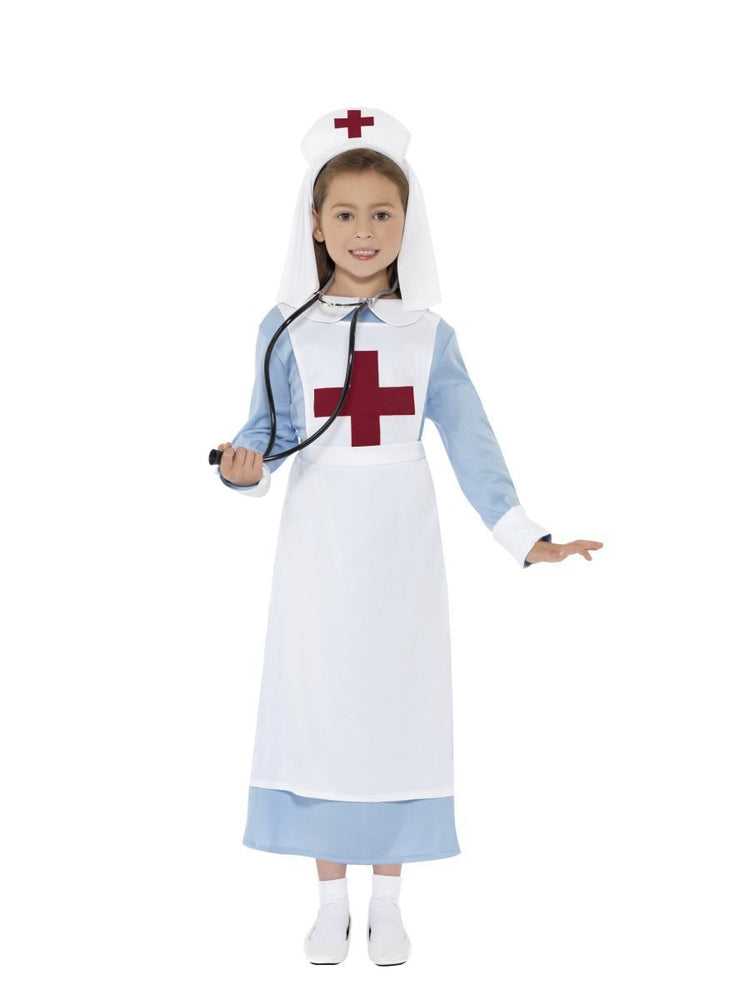 World War I Nurse Costume, Child