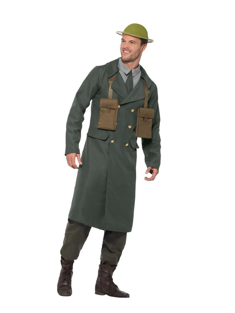 WW2 British Officer Costume