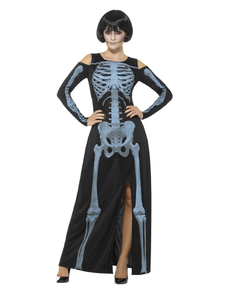 Smiffys X-Ray Skeleton Costume - 48017