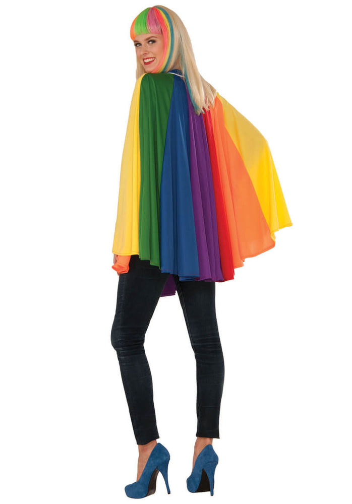 Rainbow Cape, Short