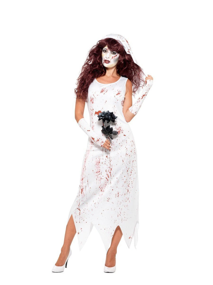 Smiffys Zombie Bride Adult Women's Costume - 45522