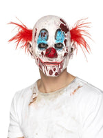 Smiffys Zombie Clown Mask, Foam Latex - 45021