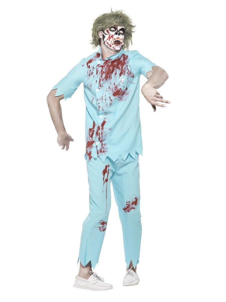 Smiffys Zombie Dentist Adult Men's Costume - 45567