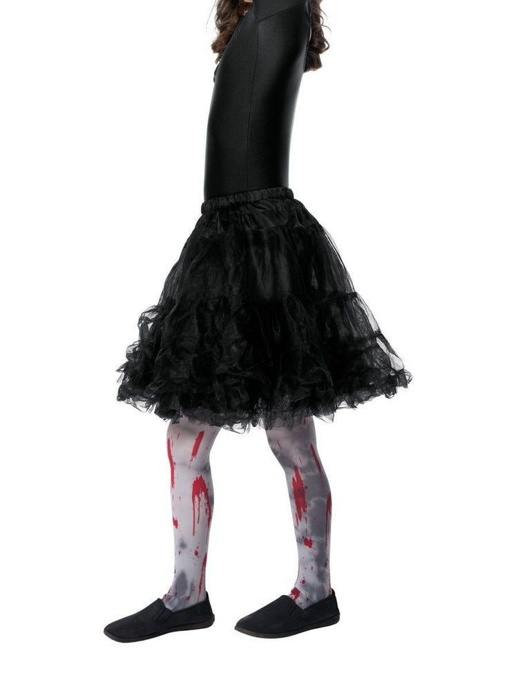 Smiffys Zombie Dirt Tights, Child - 48161