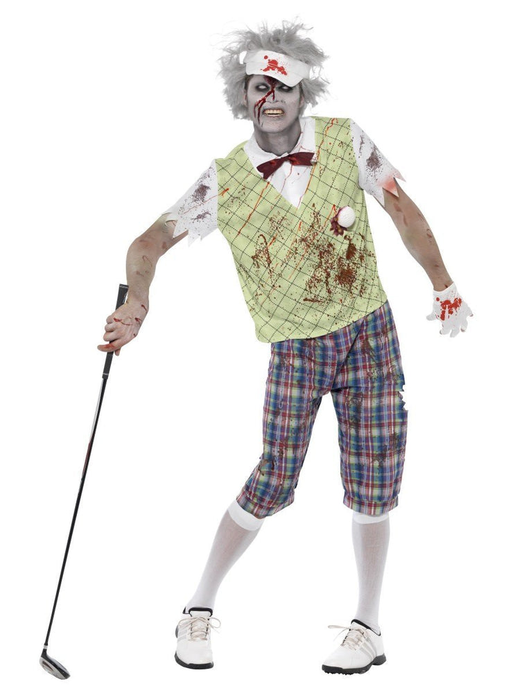 Zombie Golfer Adult Men's Costume23298