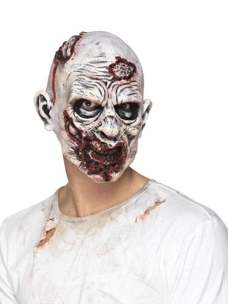 Smiffys Zombie Mask, Foam Latex - 45019