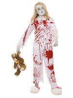 Zombie Pyjama Girl Costume, Child