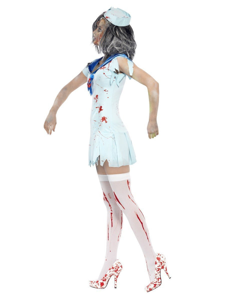 Zombie Sailor Costume Female