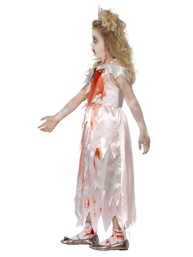 Zombie Princess Child Costume