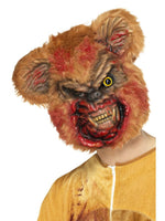 Smiffys Zombie Teddy Bear Mask - 46992