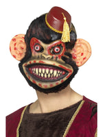 Smiffys Zombie Toy Monkey Mask - 46994