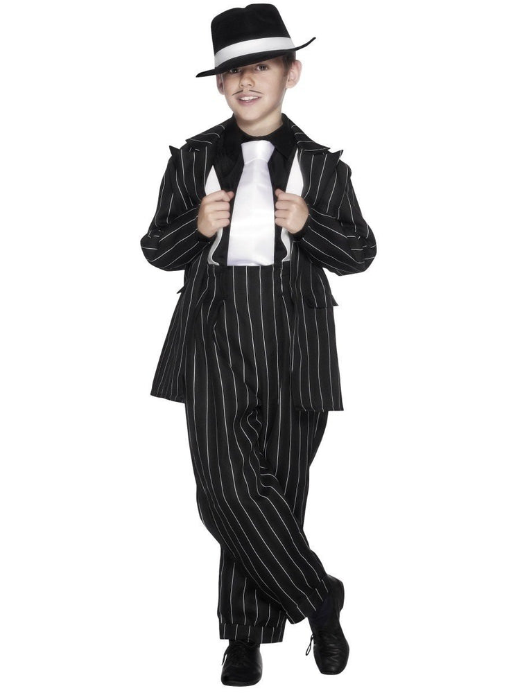 Zoot Suit Costume, Child