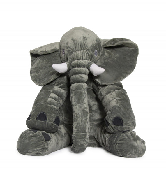 Nuovo Grey Ellie Baby Pillow