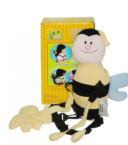 2 in 1 Bee Safety Harness and Backpack