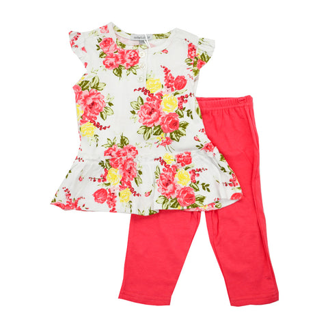 Floral Baby Two Piece