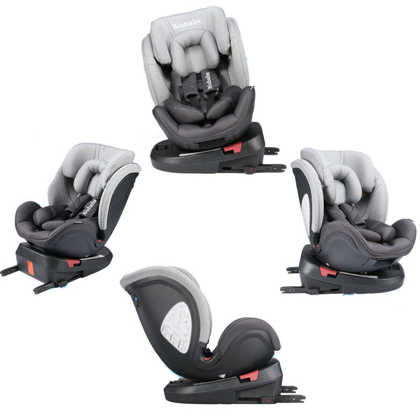 Nubabs 360 Rotating Car Seat