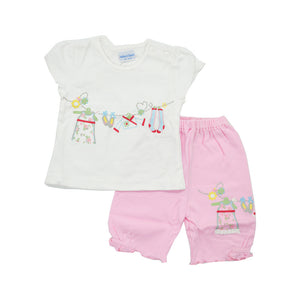Baby Girl's Pajamas