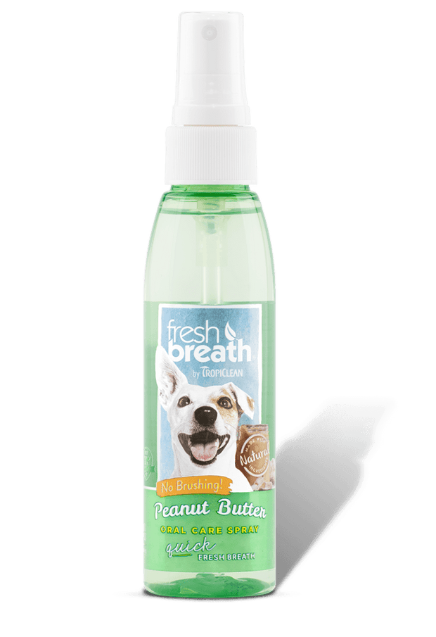 Fresh Breath Peanut Butter Oral Spray 11