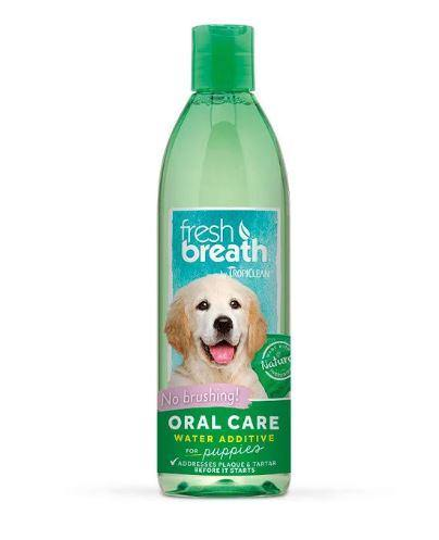 Fresh Breath Water Add Puppy 473ml