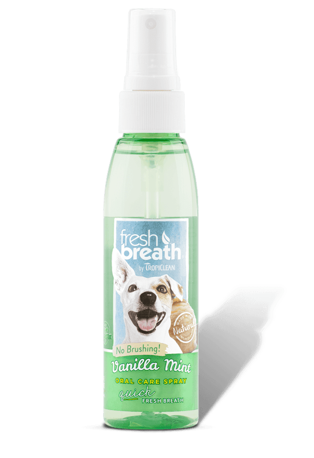 Fresh Breath Vanilla Mint Oral Spray 118
